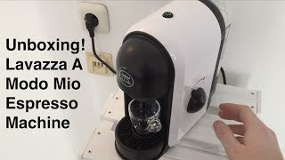 Lavazza A Modo Minù (First Look/Review/Unboxing)