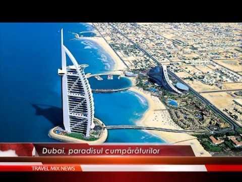 Dubai, paradisul cumparaturilor