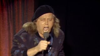 Sam Kinison and His Legendary Scream at Dangerfield's Comedy Club (1986)