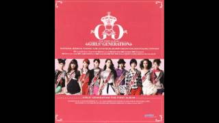 Girls' Generation (SNSD) - Tinkerbell (팅커벨) [Official Instrumental]