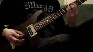 Dissection - Starless Aeon (guitar cover)