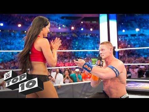Download Stunning in-ring proposals: WWE Top 10, Nov. 27, 2017 HD Mp4 3GP Video and MP3