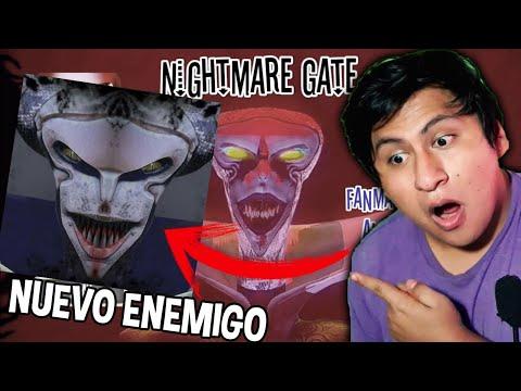 POR FIN NIGHTMARE GATE SALE!!!!!!!