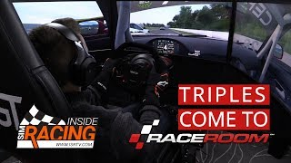RaceRoom Gets Triple Screen Support (and Other Updates)