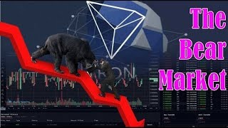 How The Bear Market Will Boost Development on the Tron (TRX) Network