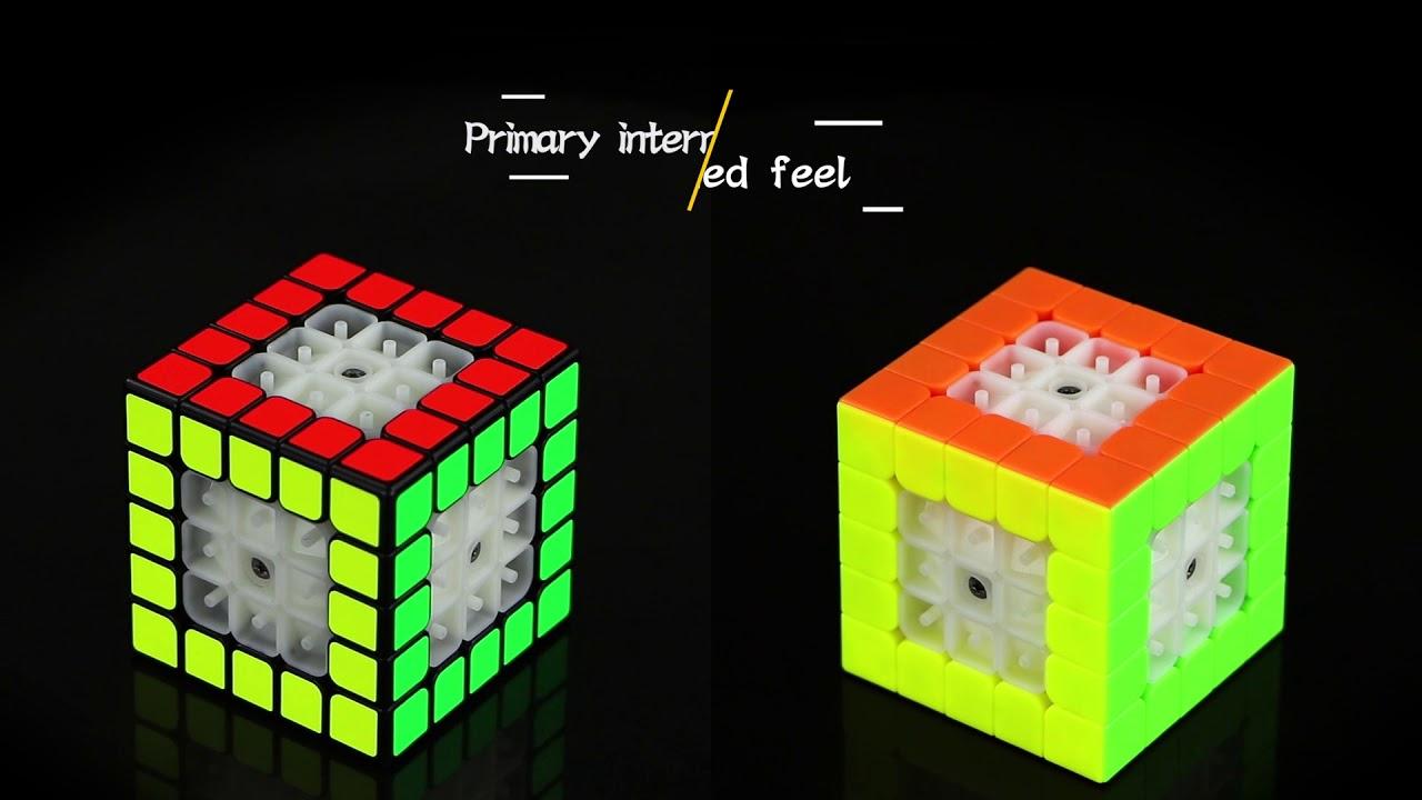 product video QiYi Valk 5 M - 5x5x5 Speedcube
