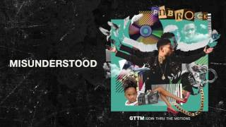 Misunderstood (Audio) - PnB Rock (Video)