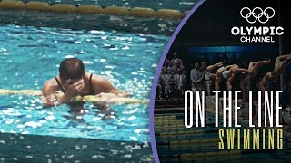 The unexpected wave that defined an Olympicswimming race |On the Line