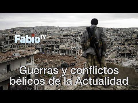 Guerras y conflictos bélicos de la Actualidad