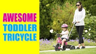 Awesome Toddler Tricycle - JOOVY Tricycoo 4.1