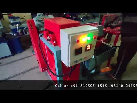 Paras - Semi-Automatic Chain Link Machine