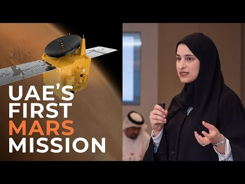 Hope - UAE's First Mars Mission