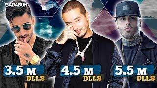 Los 10 Reggaetoneros Más Ricos Del Mundo