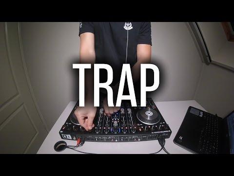 Trap Mix 2016 by Adrian Noble | Traktor S4 MK2