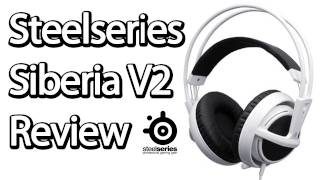 Tech Lab - Steelseries Siberia V2 Headset Review