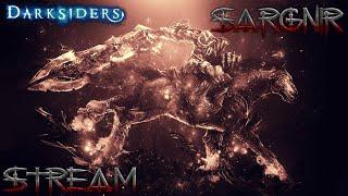 Sargnir Stream Не совсем пожилая ересь Darksiders Part III Донат в описании
