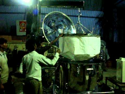 SS Lifting Centrifuge Machine
