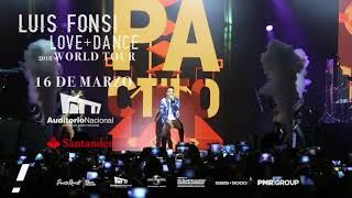 Luis Fonsi en Celebrity Match de Santander.