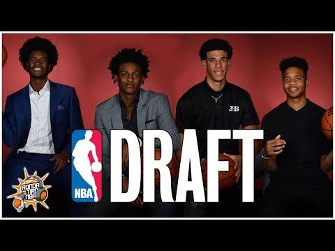 DRAFT NBA 2017 EN RDT