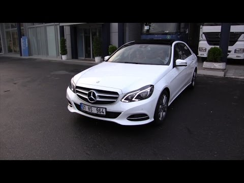 Mercedes-Benz E Class 2015 Start Up Drive In Depth Review Interior Exterior
