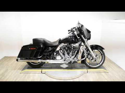 2011 Harley-Davidson Street Glide® in Wauconda, Illinois - Video 1
