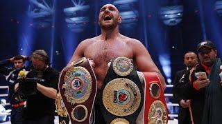 Антон Горюнов: Победу над Кличко для Фьюри можно сравнить с выигрышем в лотерею,