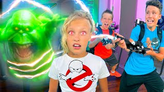 GHOSTBUSTERS! The 13 Mystery Ghosts!