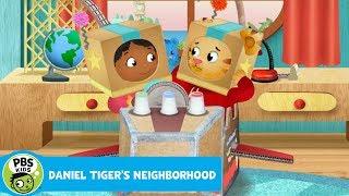 DANIEL TIGER'S NEIGHBORHOOD | Daniel's Tummy Hurts | PBS KIDS