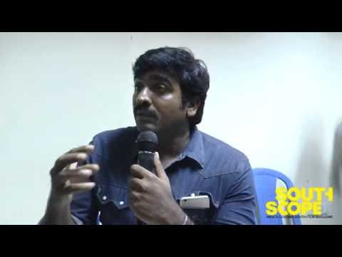 Vijay Sethupathi talks about Iraivi and the audience's response to it
