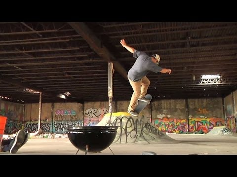 NYC/Jersey Mission with Fred Gall