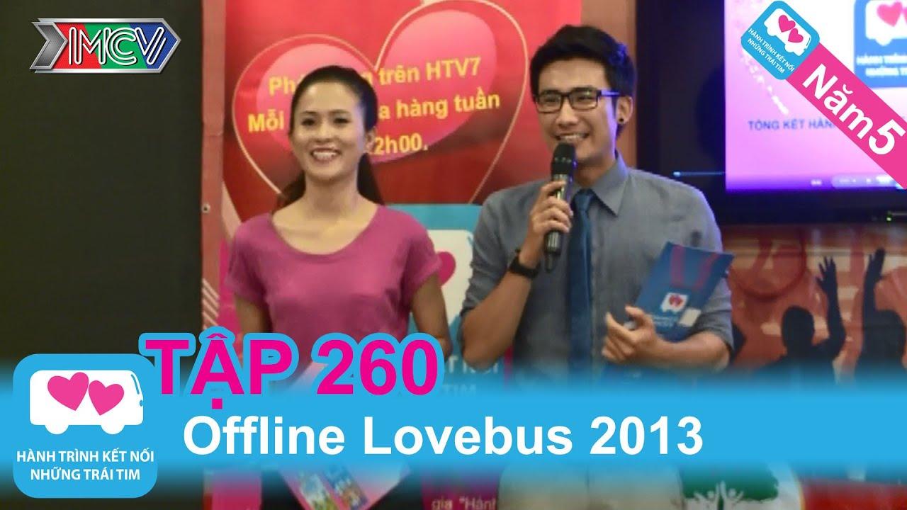 Offline Lovebus 2013 | LOVEBUS | Năm 5 | Tập 260 | 191113