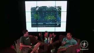 """Message in a Bottle"" Adam Lowry & Kahi Pacarro at Wanderlust's Speakeasy"