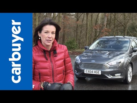 Ford Focus hatchback 2015 - Carbuyer