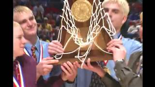 1999 Peaster Greyhounds Run to a Texas State Basketball Title - Highlights & Interviews