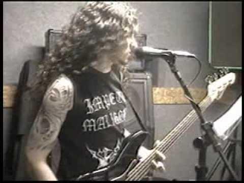 CEMENT RAIN - C. U. In Hell (rehearsal)