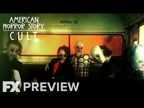 American Horror Story: Cult | Season 7: Maniacal Mystery Bus Preview | FX