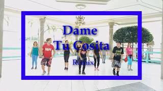 Dame Tu Cosita Remix | Reggatton | Zumba® | Zin Irvin  Zin Leogie