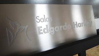 Inauguración de las nuevas salas de danza Edgardo Hartley en UNIACC