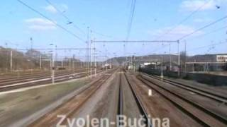 preview picture of video '01 Cabview 754 v úseku Zvolen - Vígľaš'