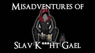 Dark Souls 3 : Misadventures of Slav Knight Gael - PART 1 (No Bonfire Run)