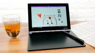 Lenovo Yoga Book 二合一平板筆電開箱介紹 - dooclip.me