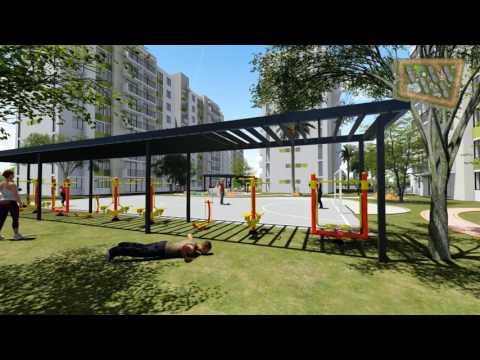 Apartamentos, Venta, Jamundí - $110.000.000