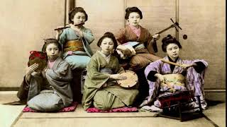 Japanese Geisha Music