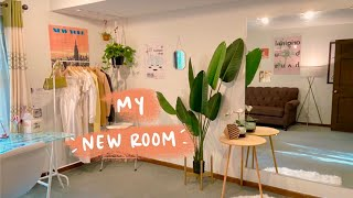 THE ULTIMATE ROOM MAKEOVER + Room Tour