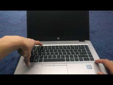 HP EliteBook 840 G3 Notebook PC Review