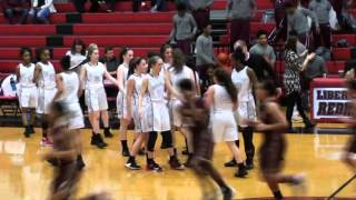 Varsity Girls vs Heritage 01 05 2016