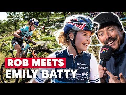 Inevista e Emily Batty