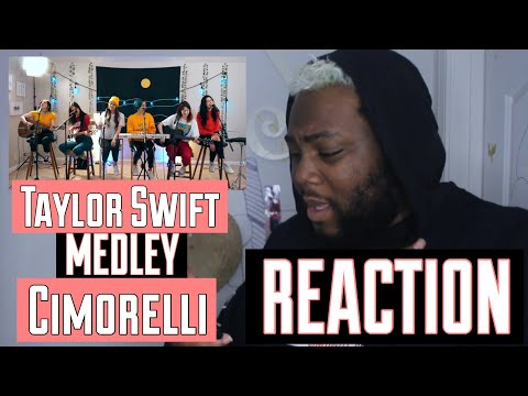 TAYLOR SWIFT MEDLEY - You Belong With Me, Love Story, Our Song + MORE | REACTION