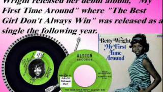 Betty Wright - The Best Girl Don't Always Win (1969)