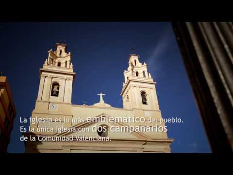 Descubre la Iglesia Parroquial de Riba-roja de Túria
